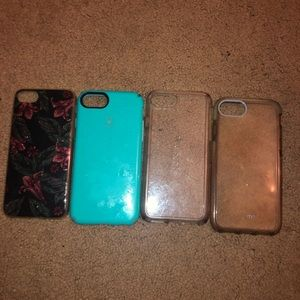 bundle of iphone cases